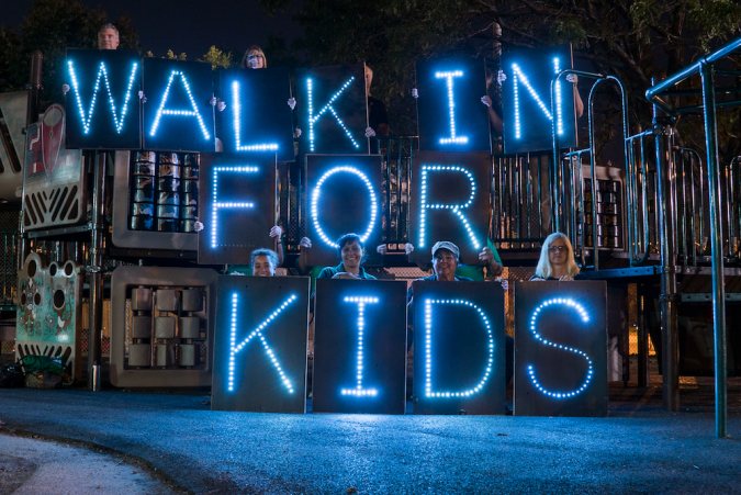 Photo credit: Overpass Light Brigade