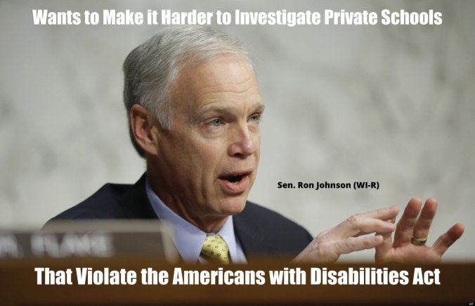 Ron Johnson ADA