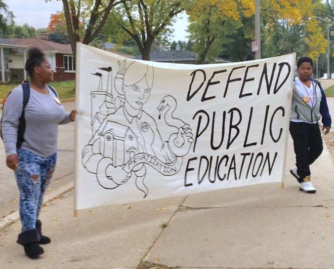 Defend Public Education